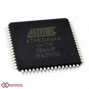 میکروکنترلر ATMEGA64A-AU
