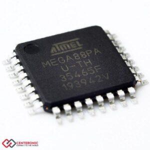 میکروکنترلر ATMEGA88PA-AU