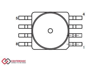 سنسور فشار MPXH6115A6U