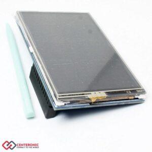نمایشگر رزبری پای 3.5 اینچ Raspberry Pi LCD Shield