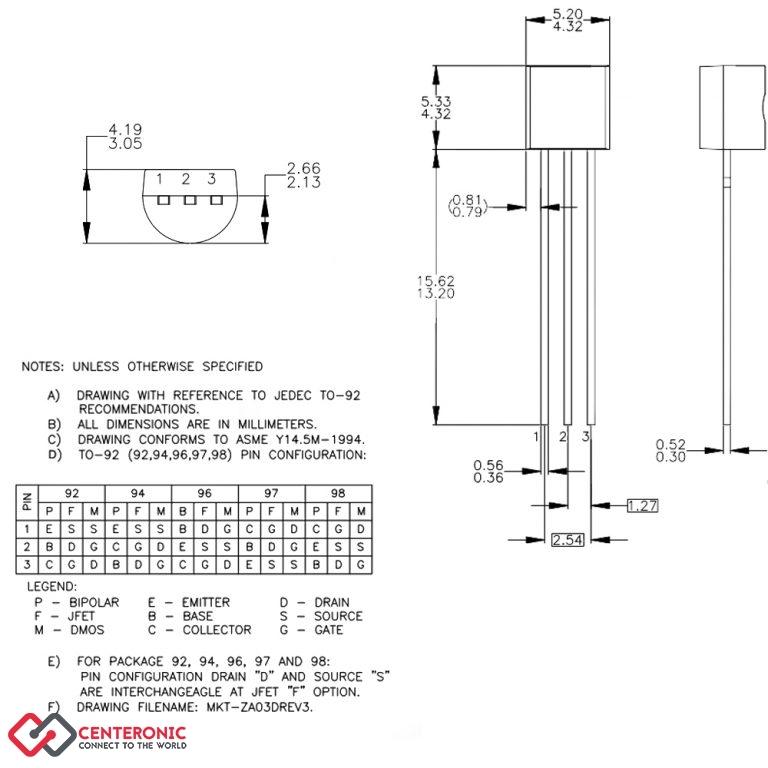 سنسور دما DS18B20