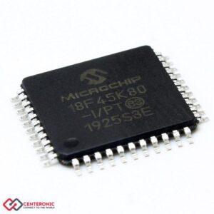 میکروکنترلر PIC18F45K80-I/PT