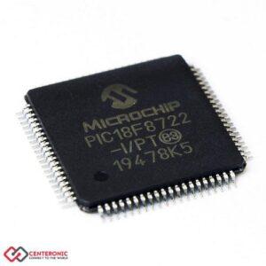 میکروکنترلر PIC18F8722-I/PT
