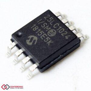 آی سی حافظه 25LC1024-I/SM