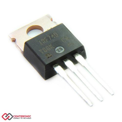 ترانزیستور ماسفت  IRF740PBF