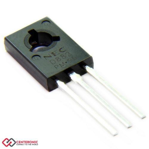 ترانزیستور BJT مدل 2SD882