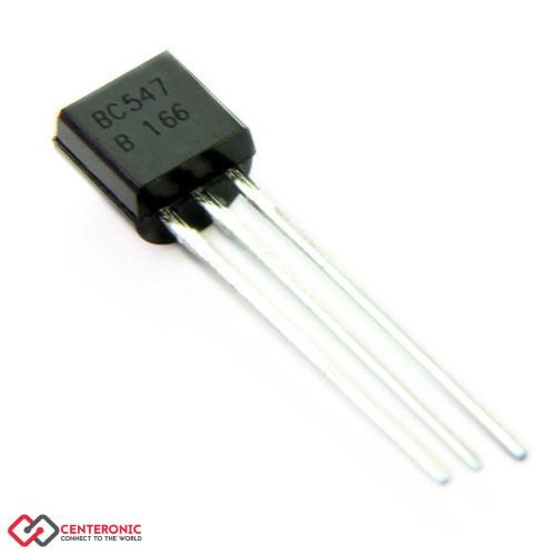 ترانزیستور BJT مدل BC547B