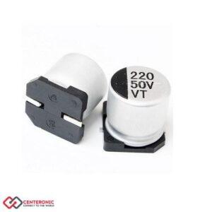220UF/50V ES